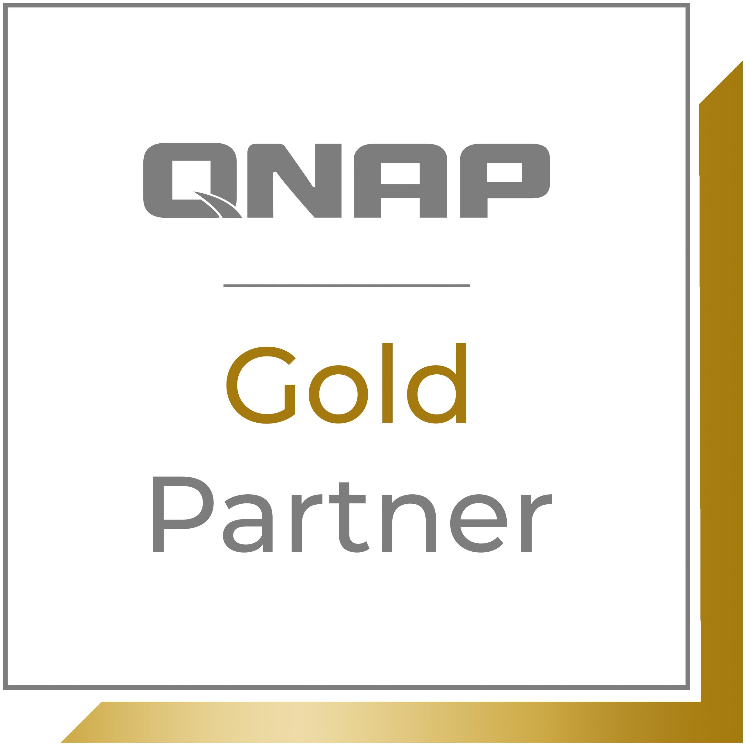 QNAP Gold Parner